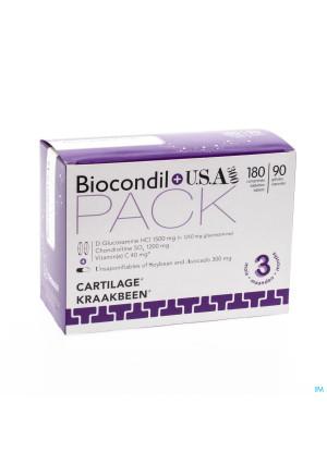 BIOCONDIL + USA 300 180+90 DUOPACK NM3143187-20