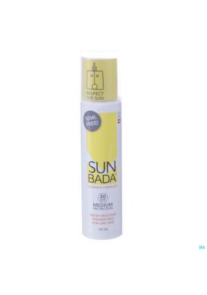 Sunbada Medium 20spf Fl 200ml3145372-20
