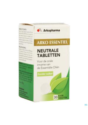 ARKO ESSENTIEL NEUTRALE TABL 30 KAUWTABL3150992-20