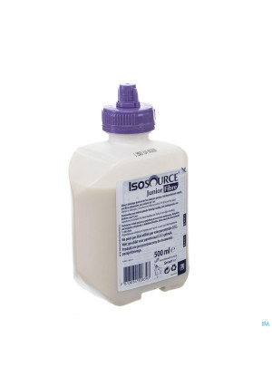 ISOSOURCE JUNIOR FIBRE SMARTFLEX 500 ML3154713-20