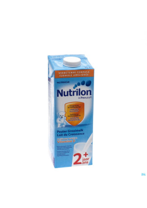 NUTRILON PEUTER GROEIMELK +2J TETRA 1 L3156676-20