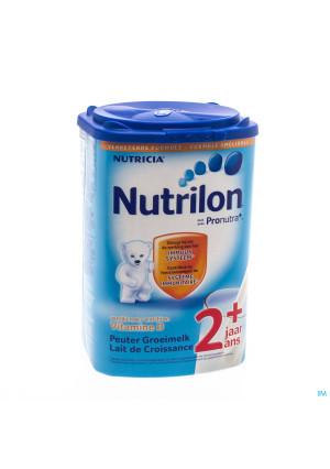 NUTRILON GROEIMELK PEUTER +2J EAZYPACK 83156684-20