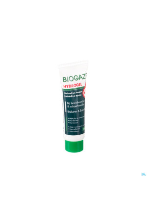 BIOGAZE HYDROGEL GEL TUBE 25 ML3157500-20
