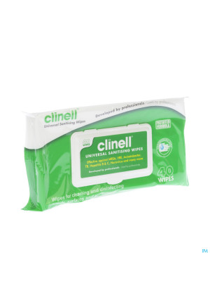 Clinell Universel Wipes 503164308-20