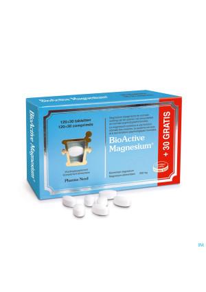 BIO ACTIVE MAGNESIUM 120+30 TABL3175163-20