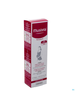 Mustela Mat Cr Preventie Zw.striemen N/parf 150ml3177946-20