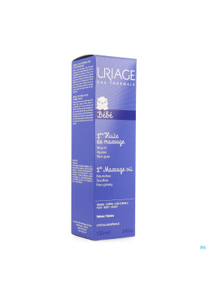 Uriage Massageolie 100ml3188059-20