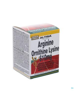 Altisa Arginine Ornithine Lysine V-caps 90 1510383194321-20