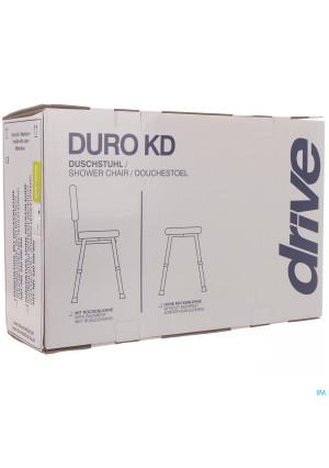 Douchestoel Met Gevormde Zitting Duro, Aluminium Taboeret Ad1492893196508-20