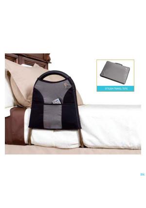 Bed Transferbeugel Lichtgewicht Econorail Stander™ Met Handige Reistas 123320-51003197456-20