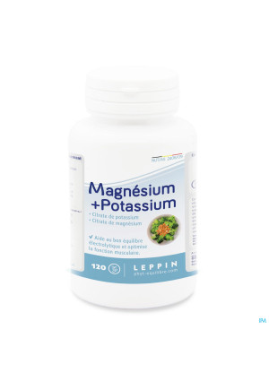 Leppin Magnesium-kalium Gel 1203202165-20
