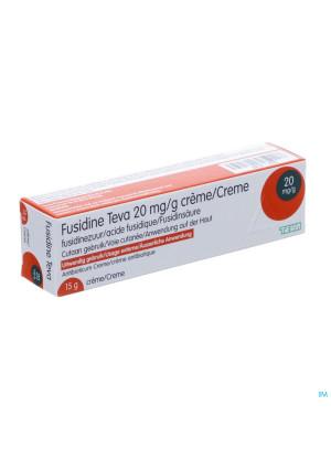 Fusidine Teva 20mg/g Creme 15g3214475-20