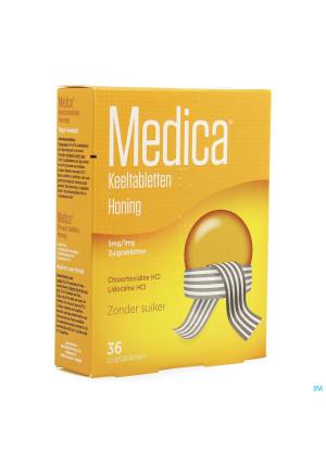 MEDICA KEELTABL HONING 36 TABL3216462-20