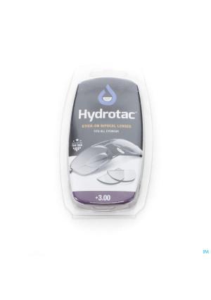 HYDROTAC STICK-ON BIFOCAL LENS +3.00 2 S3216744-20