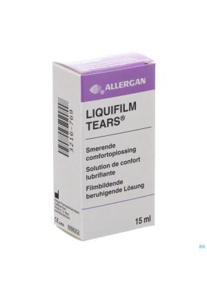Liquifilm Tears Steriele Oplossing Nf 15ml3216769-20