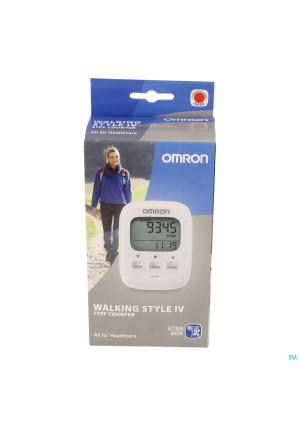 OMRON STAPPENTELLER WALK STYLE IV WIT 13225448-20