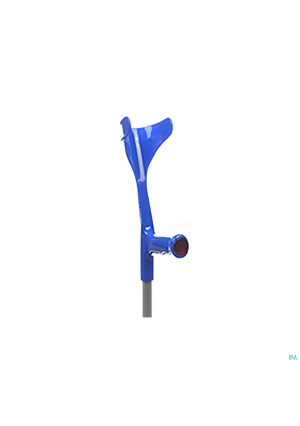 Bota Kruk Alu Model 1 Volw Max.140kg Blauw 13234275-20