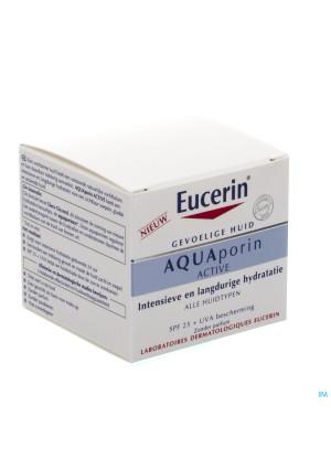 Eucerin Aquaporin Active Verz. Hydra Ip25+uva 50ml3235686-20