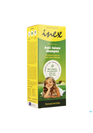 Inex Shampoo A/luizen 100ml3238581-20
