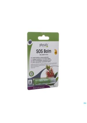 Physalis Roll-on Sos Balm Bio 4ml3240132-20