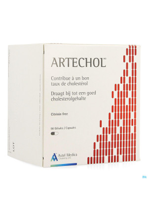 ARTECHOL 90 CAPS3242187-20