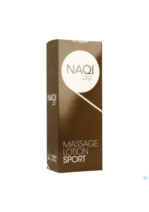 NAQI MASSAGE LOT SPORT 200 ML NF3242989-20