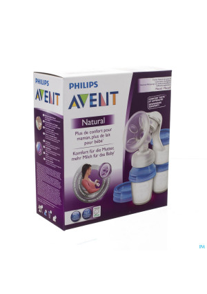 Avent Via Natural Borstpomp3246881-20