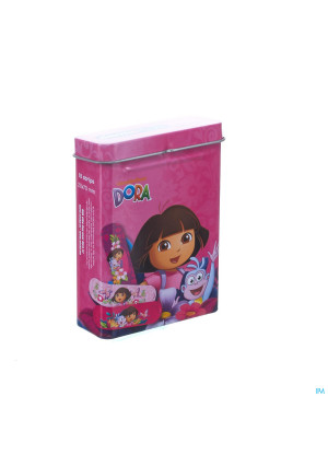Dermo Care Dora Girls Pleister Strips 183255551-20