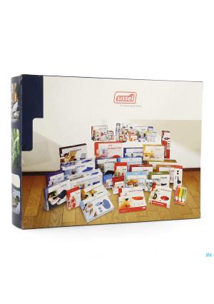 Sissel Overtrek Katoen Wit Voor Soft and Classic3258761-20