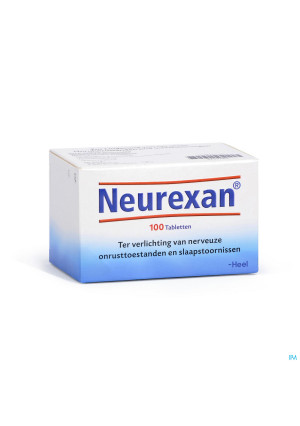 Neurexan Tabl 100 Heel3259165-20