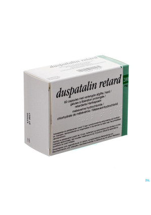 Duspatalin Retard 200mg Pi Pharma Caps Dur 60 Pip3267556-20
