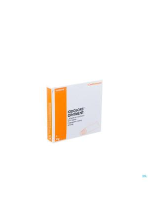 Iodosorb Zalf Tube 4x10g 660012983291127-20