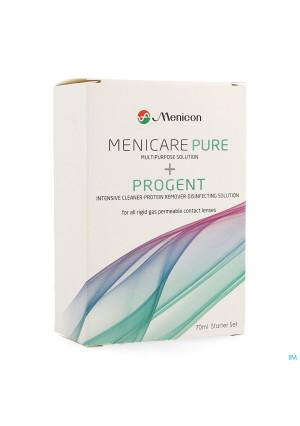 Menicare Pure Startset Progent 70ml3307535-20
