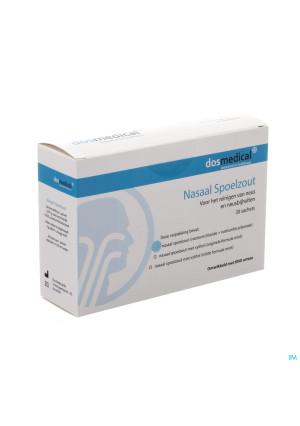 Dos Medical Nasaal Spoelzout Zakje 30x2,5g3309028-20