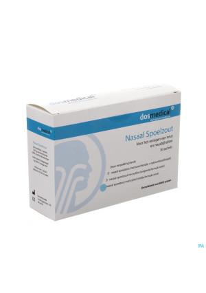 Dos Medical Nasaal Spoelzout+xylitol Zakje 30x6,5g3309036-20
