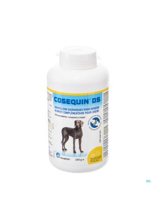 COSEQUIN DS HOND VETER 120 KAUWTABL3326576-20