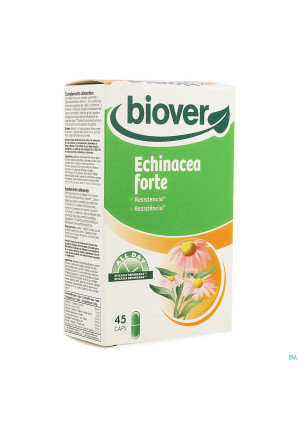 BIOVER ALL DAY ECHINACEA FORTE 45 CAPS3335387-20