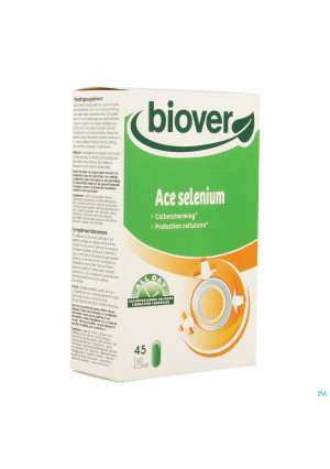 BIOVER ALL DAY ACE SELENIUM 45 TABL NM3335478-20