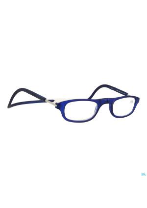 Clipyreader Bril +3.50 Blauw3360468-20