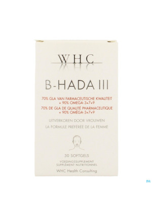 B-HADA III 30 SOFTGELS3361995-20
