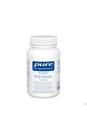 ANTI-STRESS PURE 365 60 CAPS3366499-20