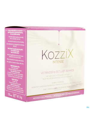 KOZZIX INTENSE 30 STICKS3380219-20