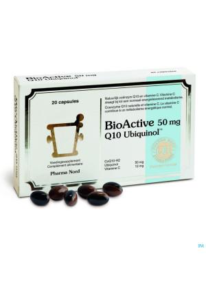 Bio Active Q10 50mg Caps 203380714-20