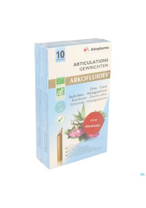 ARKOFLUIDE GEWRICHTEN BIO 20 UNICADOSE3383486-20