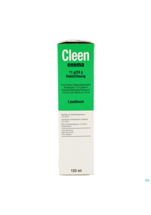 CLEEN ENEMA 133 ML3391315-20
