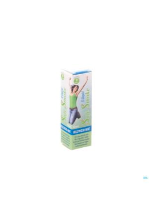 Safe Smoke E-liquid 0mg/ml Nicotine Mint 10ml3392206-20