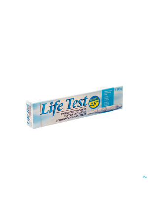 Lifetest Zwangerschapstest Stick 1-2,5€ Promo3393030-20