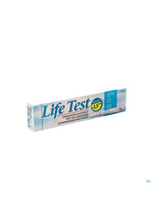 Lifetest Zwangerschapstest Stick 1-2,5€ Promo3393030-20