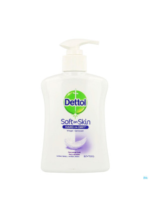 Dettol Healthy Touch Liq.hand Soap Sensitive 250ml3394095-20