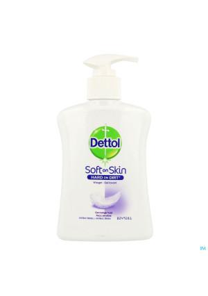 Dettol Healthy Touch Liq.hand Soap Sensitive 250ml3394095-20